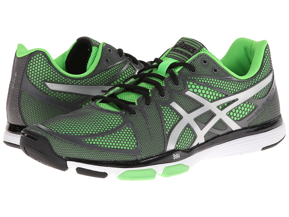ASICS - GEL-Exert TR (Titanium/Silver/Black) Men's Cross Training Shoes