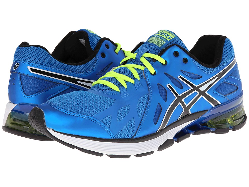 ASICS - GEL-Defiant (Royal/Black/Lime) Men's Cross Training Shoes