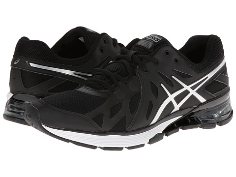 ASICS - GEL-Defiant (Black/Silver) Men's Cross Training Shoes