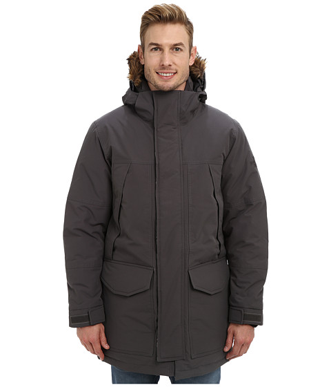 The North Face - McHaven Parka (Graphite Grey) Men