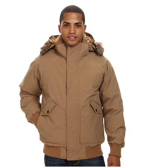 The North Face - Warrent Bomber (Cargo Khaki) Men's Coat