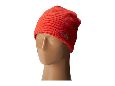 The North Face - Bones Beanie (Rambutan Pink) Beanies