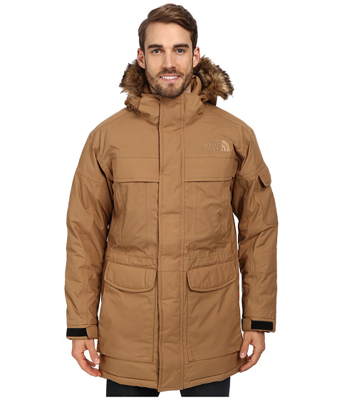 The North Face - McMurdo Parka (Cargo Khaki) Men