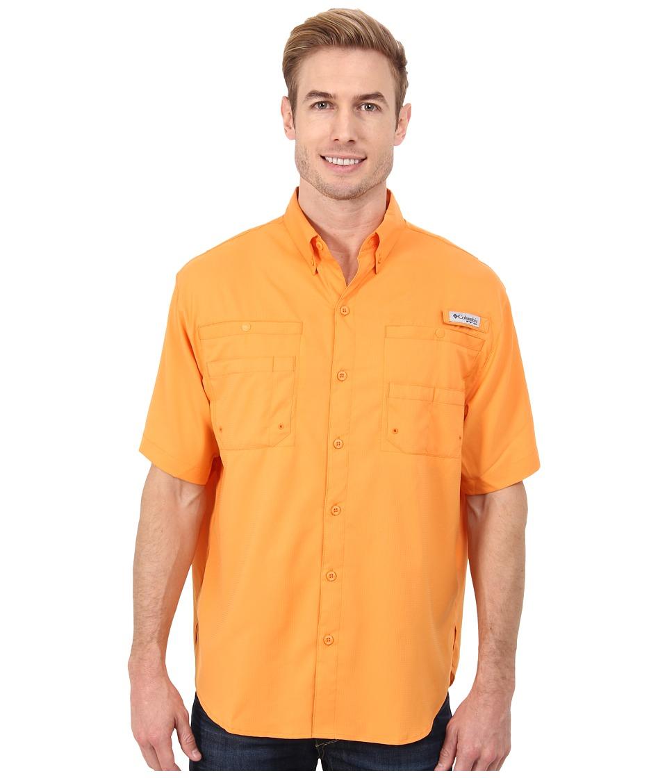 Columbia Tamiami II S-S Koi Mens Short Sleeve Button Up