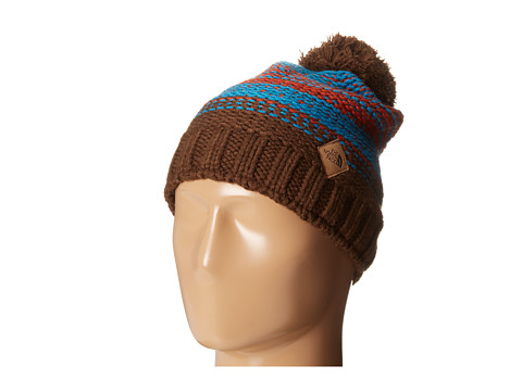 The North Face - Antlers Beanie (Red Clay) Beanies