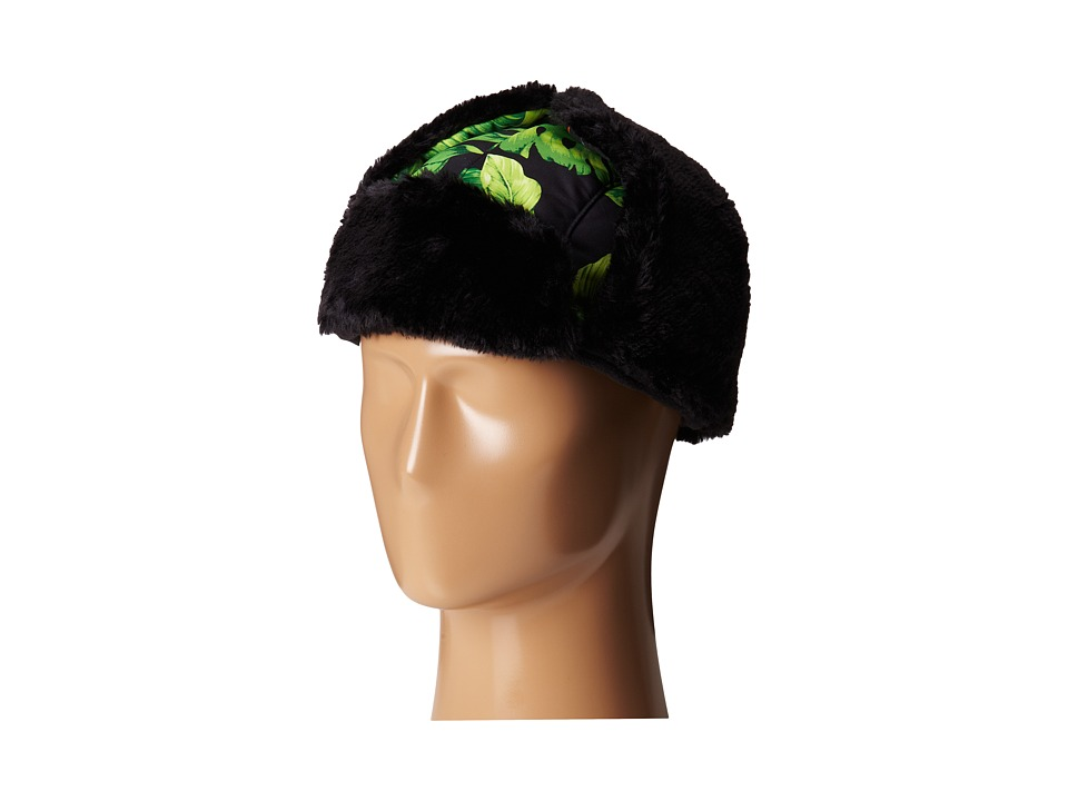 The North Face - Heli Hoser Hat (TNF Black Mahalo Print) Cold Weather Hats