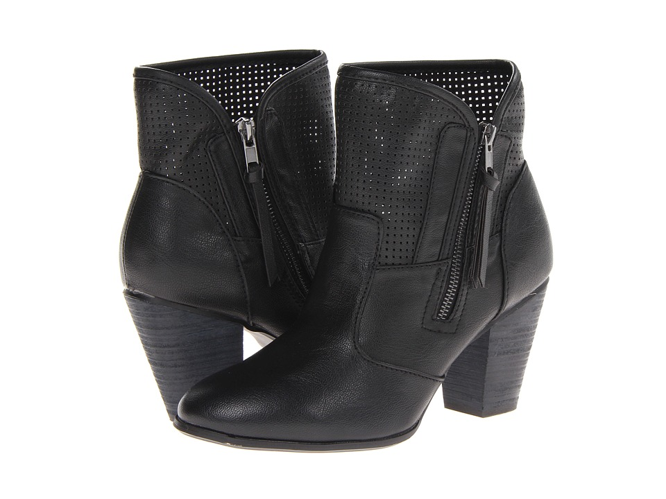 Report - Jamie (Black) Women's Zip Boots
