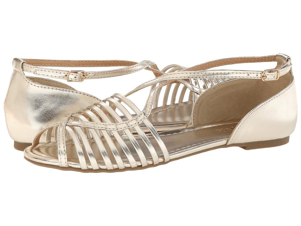 Report - Cruz (Silver) Women's Shoes