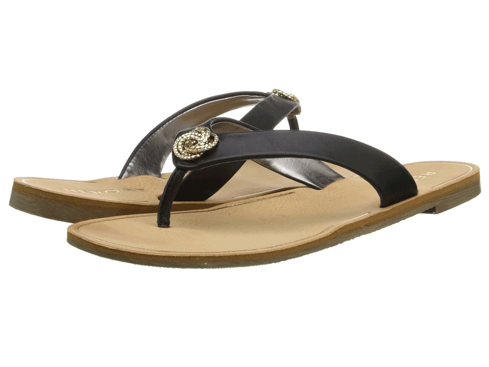 Report - Josephine (Black) Women's Sandals