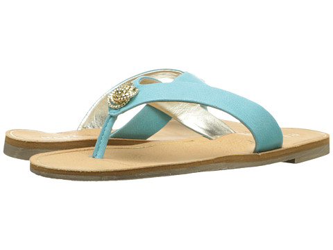 Report - Josephine (Turquoise) Women's Sandals
