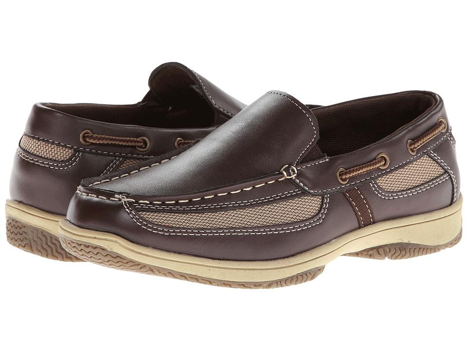 Deer Stags Kids Pal Boys Shoes (Brown)