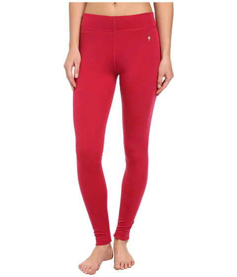 Smartwool - Midweight Wool Bottom (Persian Red Heather) Women's Casual Pants
