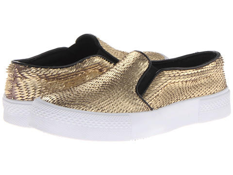 Steve Madden - NYC - Blonde Salad (Gold Leather) Women