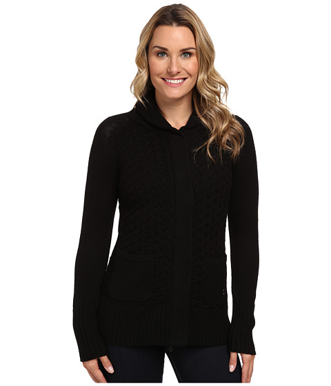 Smartwool - Hesperus Full Zip (Black) Women