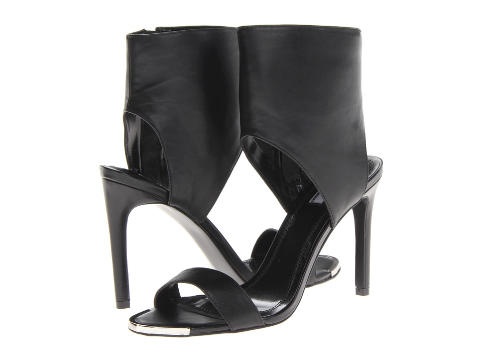 Steve Madden - Dallas - Blonde Salad (Black Leather) Women