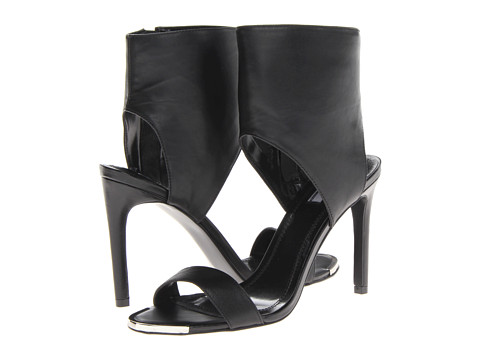 Steve Madden - Dallas - Blonde Salad (Black Leather) Women's Shoes