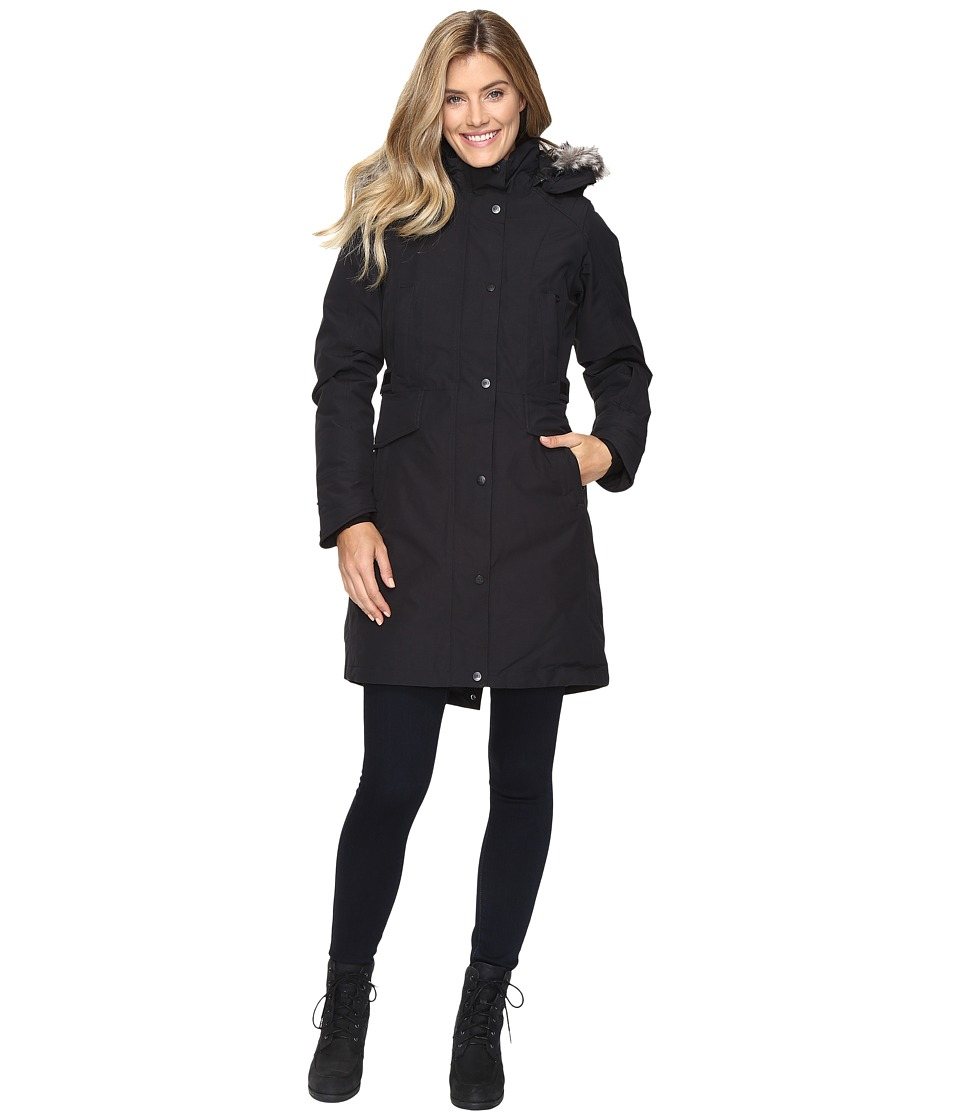 The North Face - Tremaya Parka (TNF Black) Women's Coat