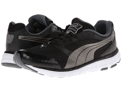 PUMA - Poseidon (Black/Turbulence) Men's Shoes