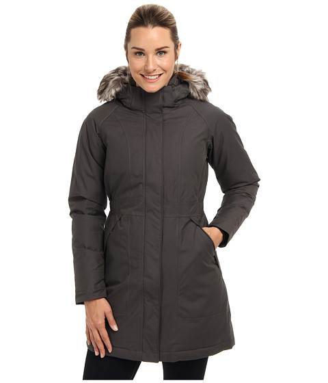 The North Face - Arctic Down Parka (Graphite Grey) Women