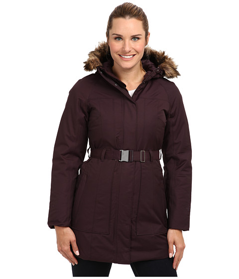 The North Face - Brooklyn Jacket (Baroque Purple) Women's Coat