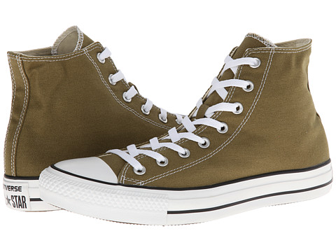 Converse - Chuck Taylor All Star Hi (Cactus) Classic Shoes