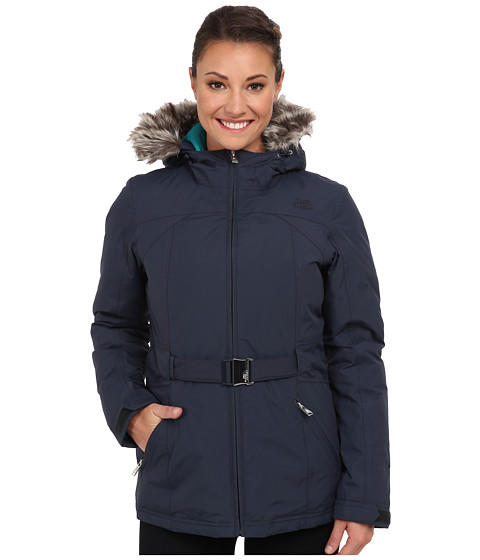 The North Face - Greenland Jacket (Urban Navy) Women's Coat