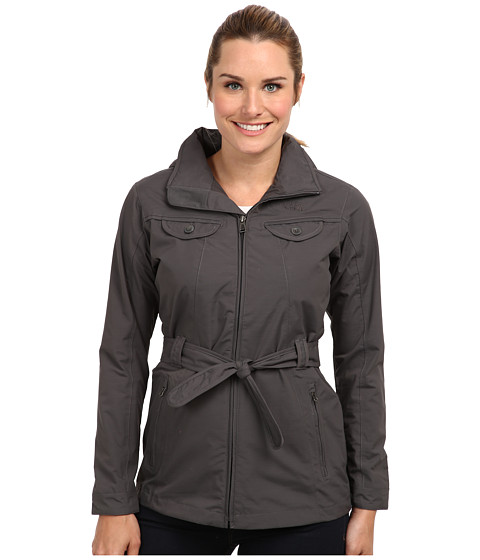 The North Face - K Jacket (Graphite Grey) Women's Coat
