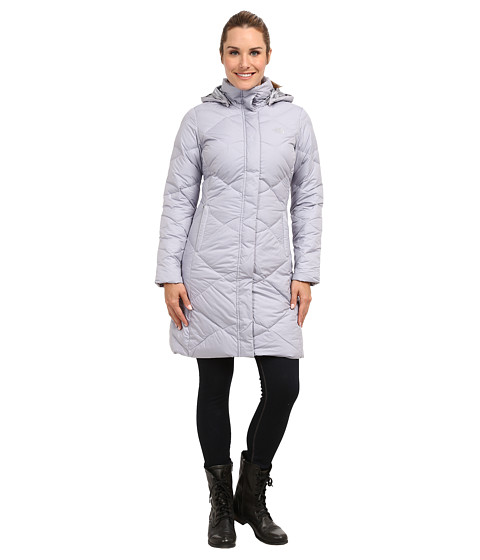 The North Face - Miss Metro Parka (Dapple Grey) Women