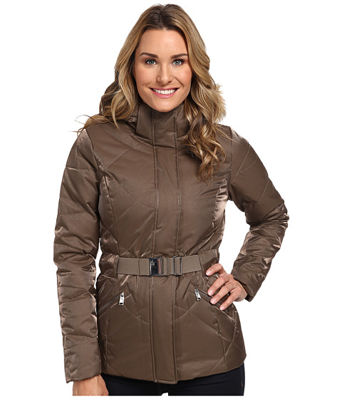 The North Face - Metrolina Jacket (Weimaraner Brown) Women's Coat
