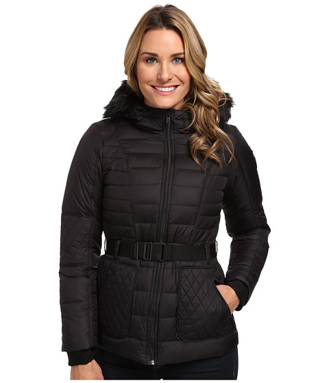 The North Face - Parkina Down Jacket (TNF Black) Women's Coat