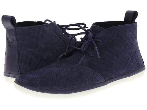 Vivobarefoot - Gobi II M Leather (Perf Navy) Men