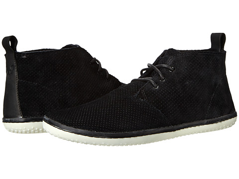 Vivobarefoot - Gobi II M Leather (Perf Black) Men's Shoes