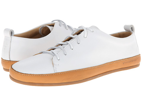 Vivobarefoot - Bannister (White) Men's Shoes