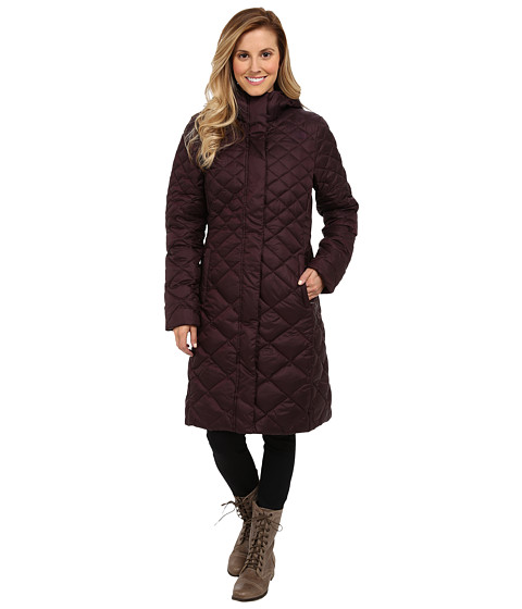 The North Face - Transit Parka (Baroque Purple) Women's Coat