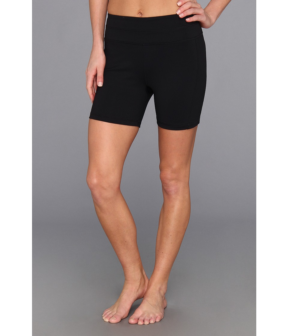 MSP by Miraclesuit - Essentials Tummy Control Short (Black) Women's Shorts