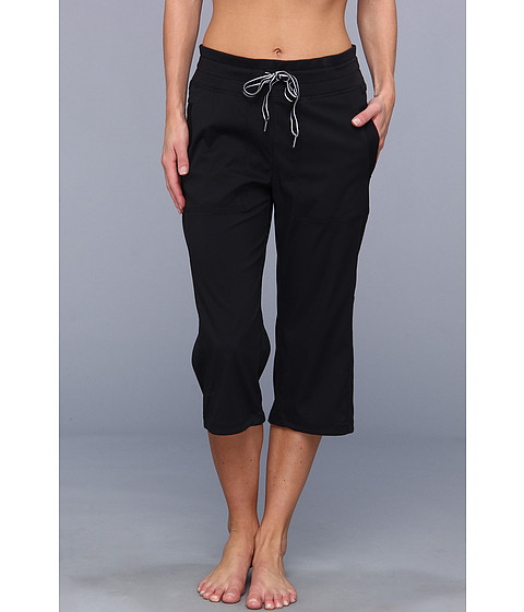 MSP by Miraclesuit - Necessities Capri Woven Pant (Black) Women