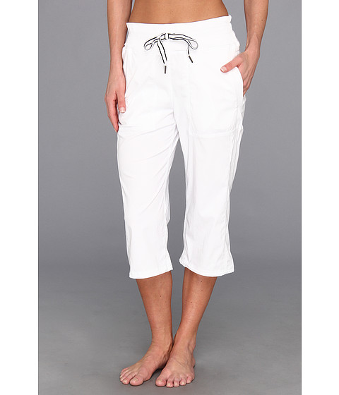 MSP by Miraclesuit - Necessities Capri Woven Pant (White) Women's Capri