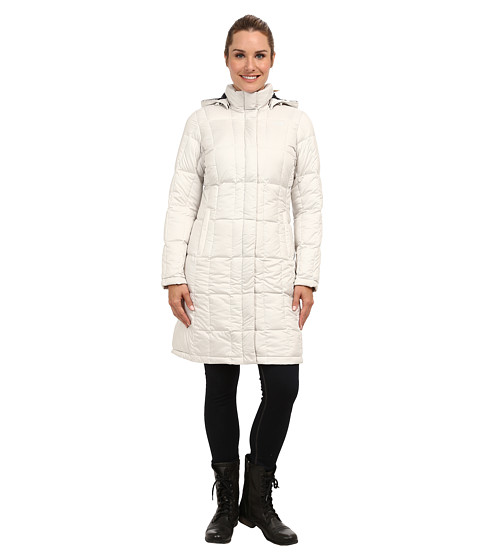 The North Face - Metropolis Down Parka (Moonlight Ivory) Women