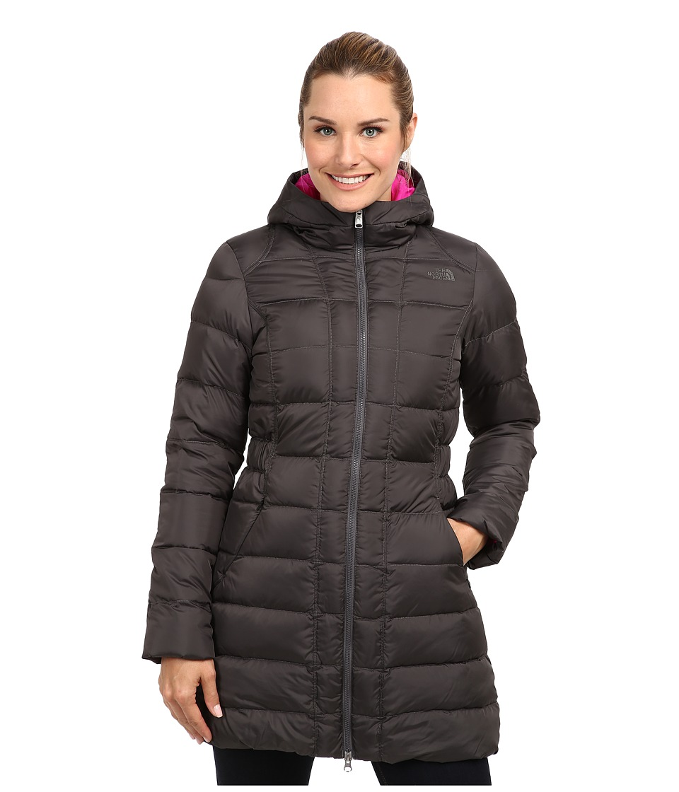 The North Face - Gotham Parka (Graphite Grey) Women's Coat