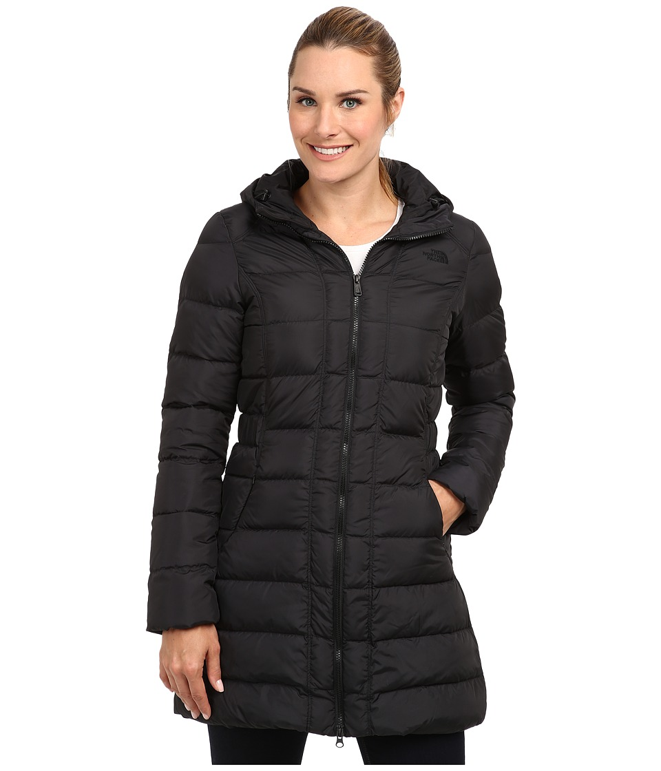 The North Face - Gotham Parka (TNF Black) Women's Coat