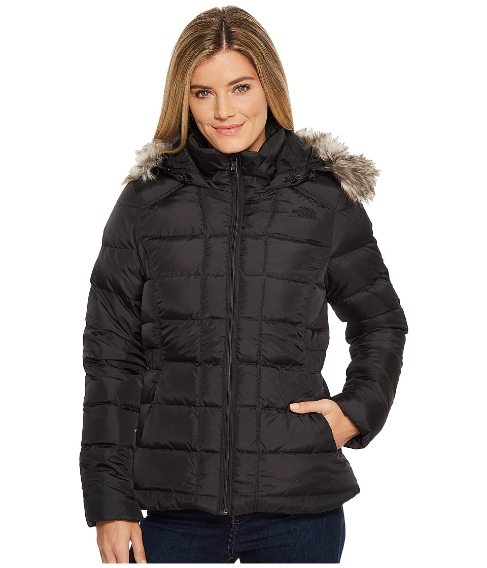 The North Face - Gotham Down Jacket (TNF Black) Women's Coat