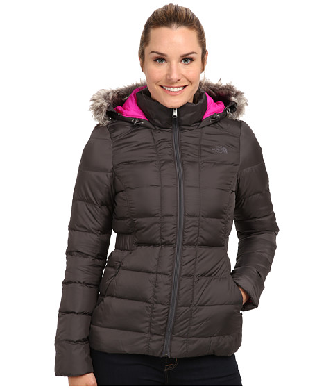 The North Face - Gotham Down Jacket (Graphite Grey) Women's Coat