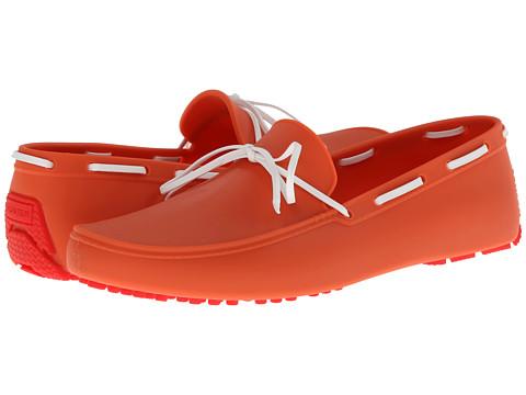 Hunter - Original Driving Shoe (Clementine) Women's Plain Toe Shoes