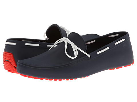 Hunter - Original Driving Shoe (Navy) Women
