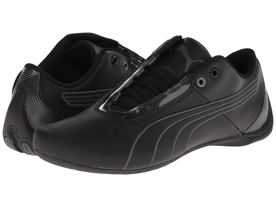 PUMA - Future Cat S1 Overtake (Black/Black) Shoes