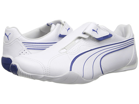 PUMA - Redon Move MMA (White/Monaco Blue) Men
