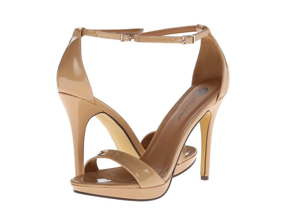 Michael Antonio - Lovina Patent (Nude) High Heels