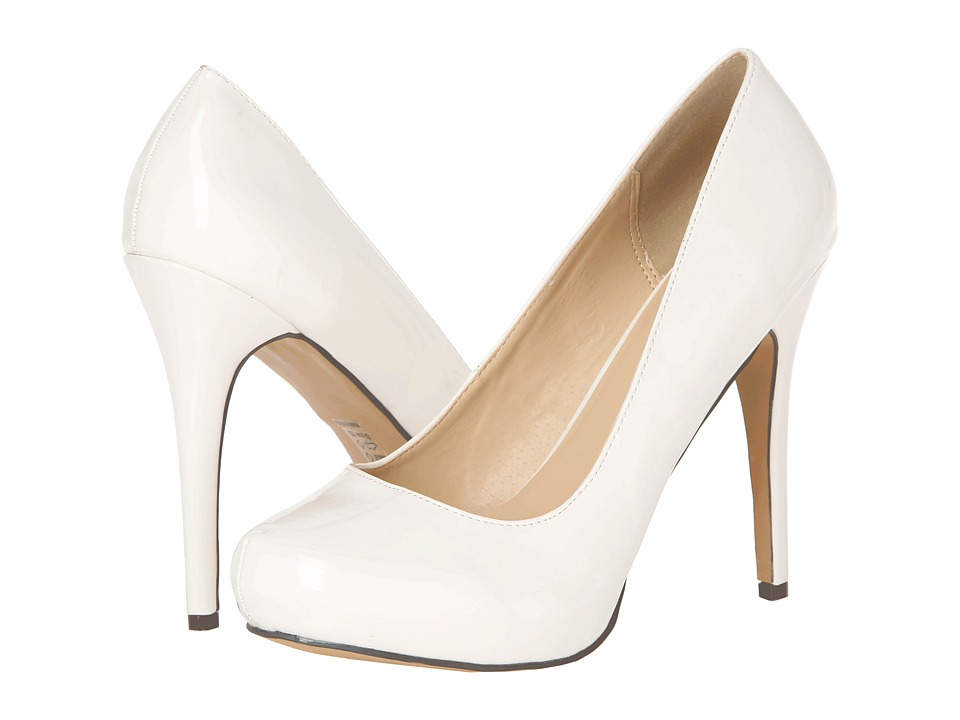 Michael Antonio - Love Me (White) High Heels