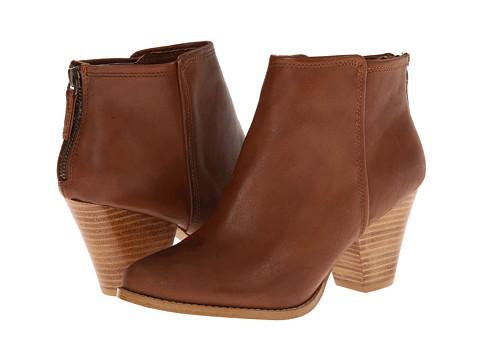 Splendid - Roland (Tan Leather) Women's Zip Boots
