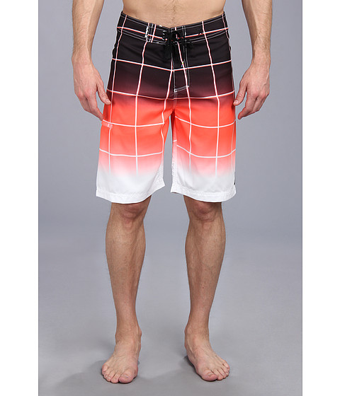 Hurley - Graph 22 Boardshort (Neon Orange) Men